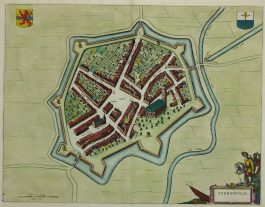 Steenwijk: 1649 – J. Blaeu; Steenwiick.