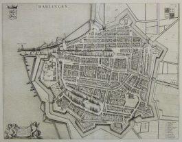 Harlingen; J. Blaeu – Harlingen. – 1649
